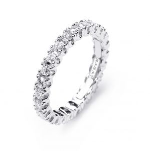 Always You Diamonds Wedding Band