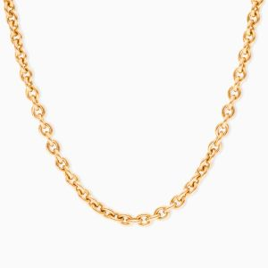 Rabat gold link chain