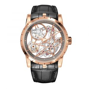 Roger Dubuis Excalibur Automatic Skeleton Golden