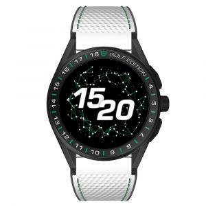TAG Heuer Connected edición Golf 2020 Titanio