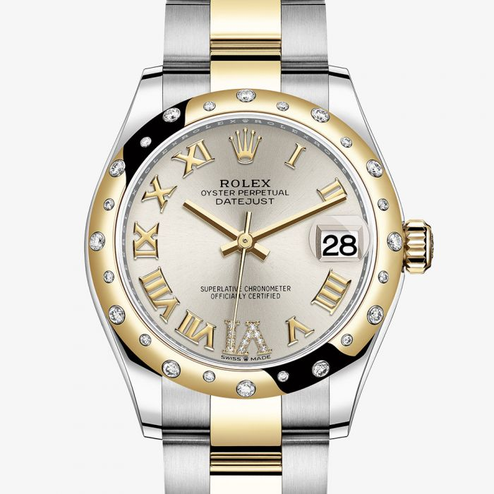 3f95a24a5cd Rolex Datejust 31 Oystersteel and Gold - M278343RBR-0003 | RABAT Jewelry