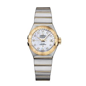Omega Constellation Co-Axial Automatic