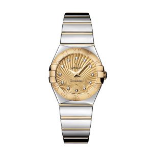 Omega Constellation Polished