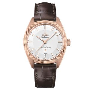 Omega Constellation Globemaster Co-Axial Master Chronometer Sedna Gold