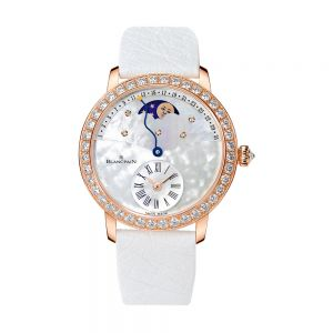 Blancpain Ladies Retrograde Calendar Moonphase