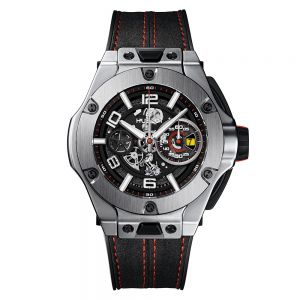Hublot Big Bang Ferrari Unico Titanium