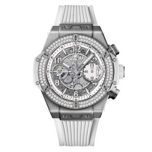 Hublot Big Bang Unico White