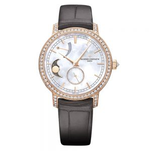 Vacheron Constantin Traditionnelle Moon Phase & Power Reserve