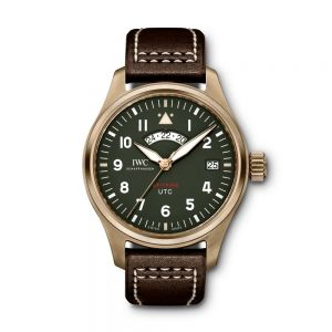 "IWC Pilot's Watch UTC Spitfire Edition ""MJ271"" IW327101"