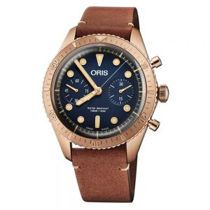 Oris Carls Brashear Chronograph Limited Edition