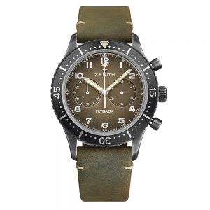 Zenith Pilot Chronograph Type CP-2 Flyback