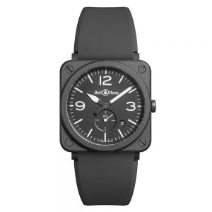 Bell & Ross BR-S Black Matte Ceramic