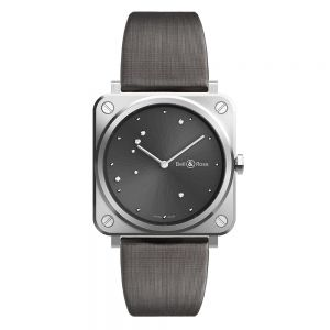 Bell & Ross BR S Grey Diamond Eagle