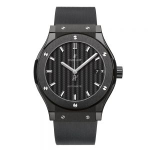 Hublot Classic Fusion Black Magic 45