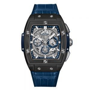 Hublot Spirit Of Big Bang Ceramic Blue 42
