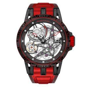 Roger Dubuis Excalibur Spider Carbon Automatic Skeleton