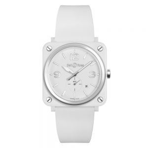 Bell&Ross BR White Ceramic