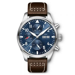 "IWC Pilot's Watch Chronograph Edition ""Le Petit Prince"" IW377714"