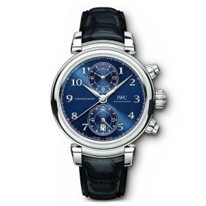 "IWC Da Vinci Cronógrafo Edición ""Laureus Sport for Good Foundation"" IW393402"