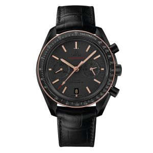"Omega Speedmaster ""Dark Side of the Moon Sedna Black"""