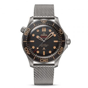 Omega Seamaster Diver 300M Co‑Axial Master Chronometer Edición 007 James Bond