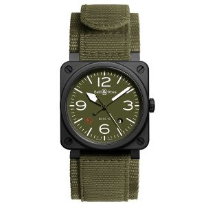 Bell & Ross BR03-92 Military Type