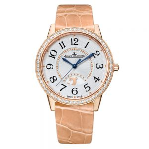 Jaeger-LeCoultre Rendez-Vous Night & Day Large Pink Gold