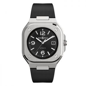 Bell & Ross BR05 Black Rubber