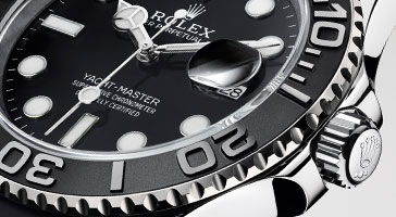 The Rolex Yacht-Master