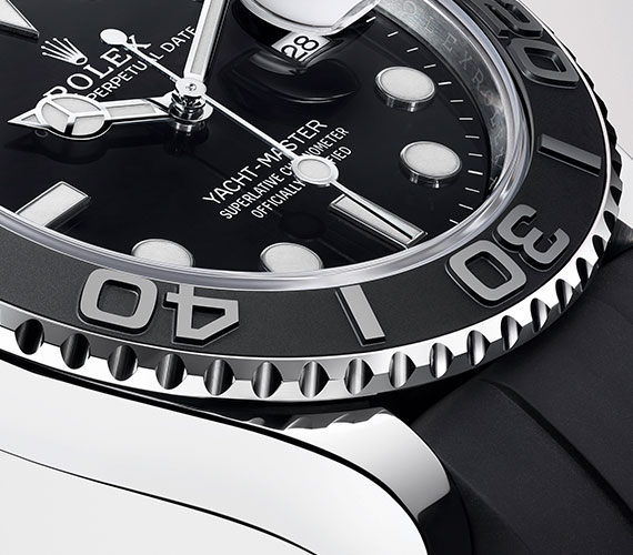THE BIDIRECTIONAL ROTATABLE BEZEL