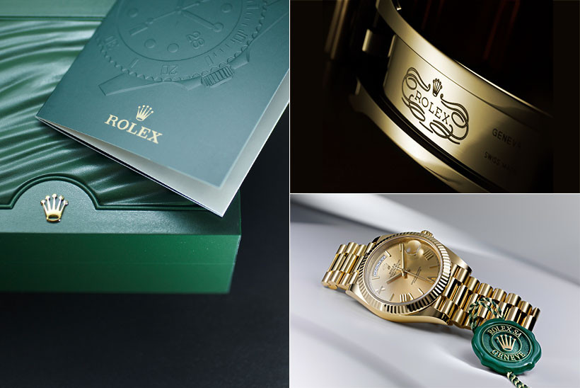 RABAT Jewelry, OFFICIAL ROLEX RETAILER