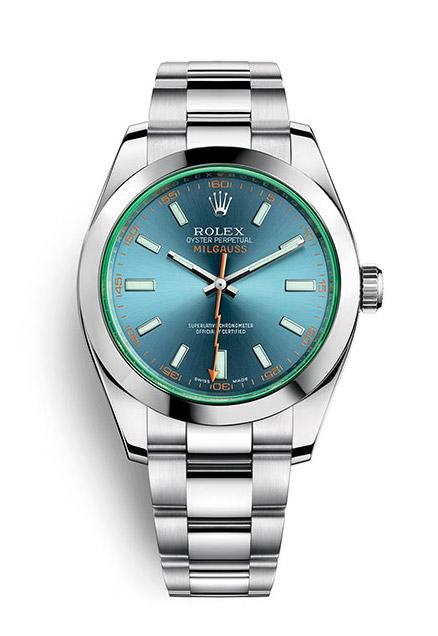 1c2e596d3653 Milgauss. Reloj Rolex colección Cellini