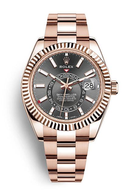 a6ded1e4ba50 Reloj Rolex colección Sky-Dweller