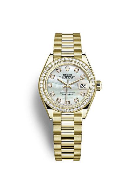 aab0076251ca Lady-Datejust. Reloj Rolex colección Pearlmaster