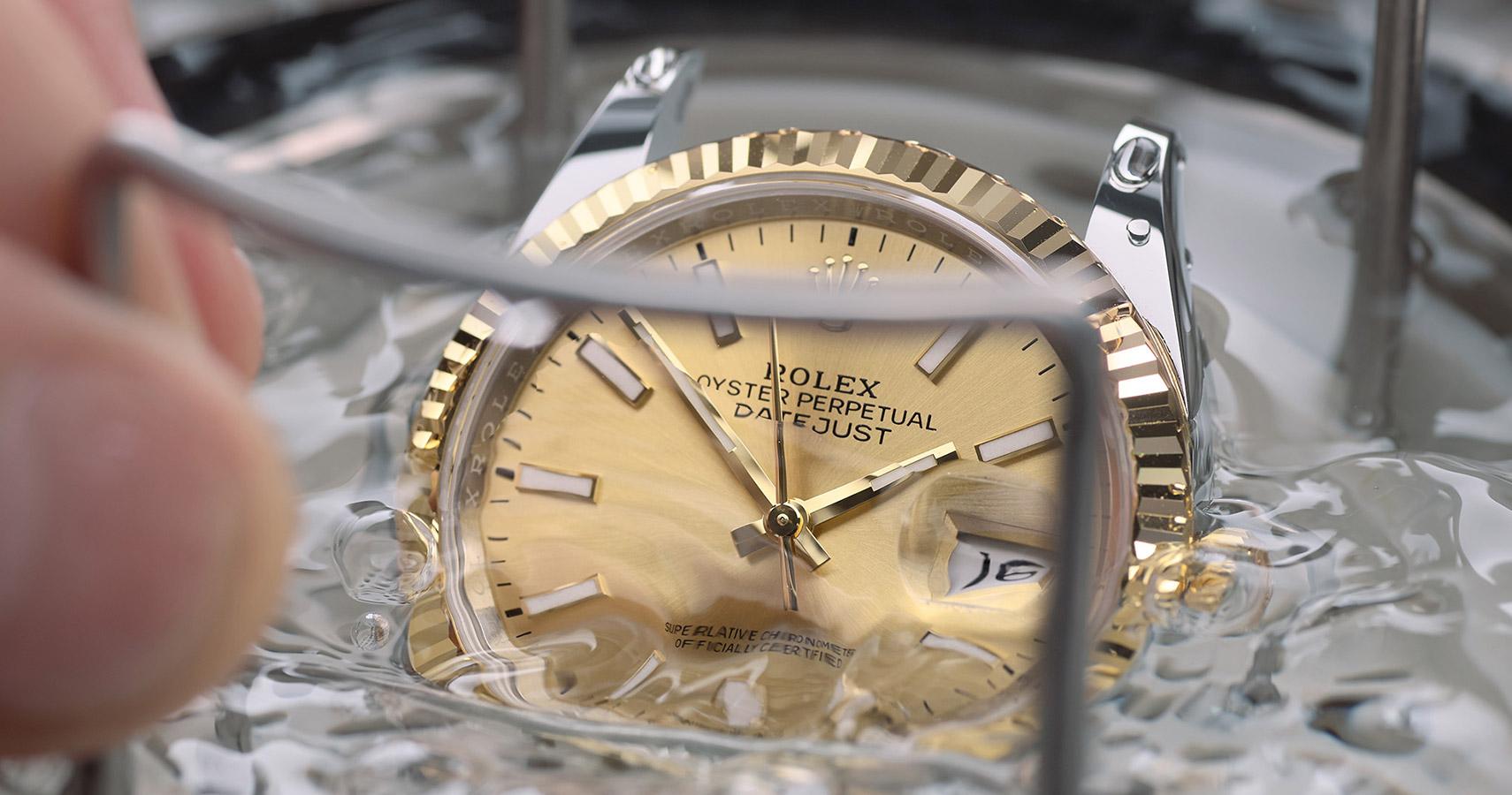 Servicios de atención postventa de Rolex